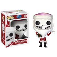 Funko Pop Disney The Nightmare Before Christmas - Santa Jack 72 3289
