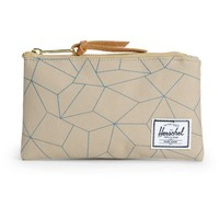 Herschel Supply Network Khaki Sequence Small Pouch