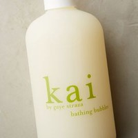 Kai Bubble Bath in White Size: One Size Bath & Body