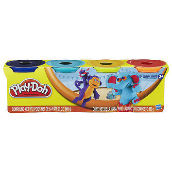 Play-Doh 4-Pack - Party Colors