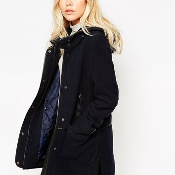 See U Soon Parka with Detachable Quilted Lining