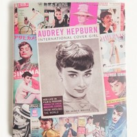 Audrey Hepburn: International Cover Girl Book