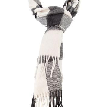 Burberry Brit Checked Scarf
