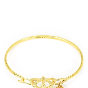 Royal Crown Bangle by Juicy Couture
