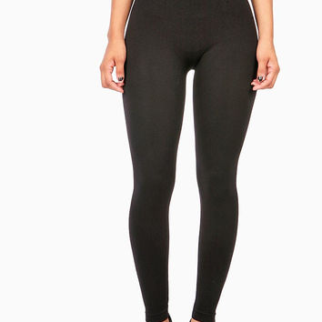 Smooth Modal Leggings