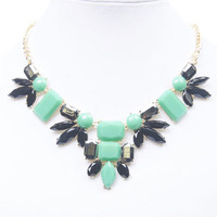 Petal to the Metal Statement Necklace | Wet Seal