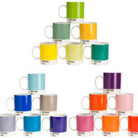 Pantone Mugs available at GentSupplyCo.com