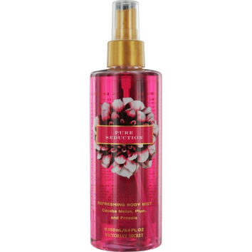 VICTORIA SECRET by Victoria's Secret PURE SEDUCTION BODY MIST 8.4 OZ