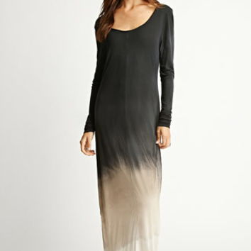 NYTT Dip-Dyed Maxi Dress