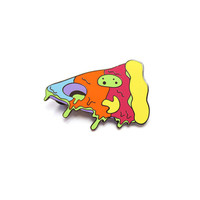 Toy Pizza Pin