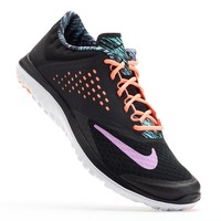 Nike FS Lite Run Women's Running Shoes (Black)