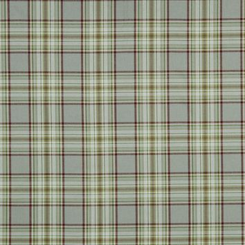 Robert Allen Fabric 221808 Charming Plaid Peony