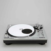 Record Slipmat - Set Of 2- White One