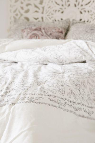 plum & bow soukay delicate comforter from urban outfitters