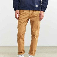 CPO Pleated Slim Stretch Chino Pant