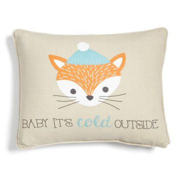 Levtex Baby It's Cold Outside Pillow | Nordstrom