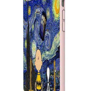 Snoopy Starry Night iPhone 6 Case Available for iPhone 6 Case iPhone 6 Plus Case