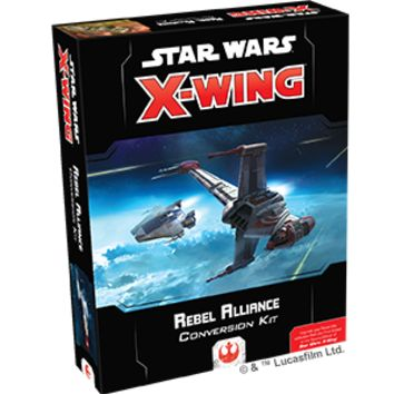 Star Wars X-Wing: 2nd Edition - Rebel Alliance Conversion Kit