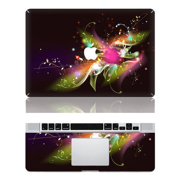 Macbook Cover Protector Decal Laptop Art Sticker by AppleParadise
