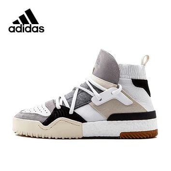 Originals New Arrival Authentic Adidas x Alexander Wang Men's Hard-Wearing Skateboarding Shoes Sports Sneakers