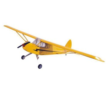 J3 1190mm Wingspan Balsa Wood RC Airplane