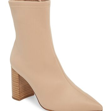 Jeffrey Campbell Coma Stretch Bootie (Women) | Nordstrom