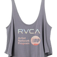 Color Study ANP Tank Top | RVCA