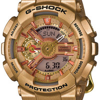 Casio G-Shock S Series - Gold & Rose Gold - World Time - Anti-Magnetic - 200m