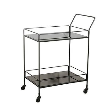 Ethnicraft Dixon Bar Cart