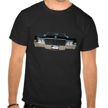 1969 Cadillac Deville Convertible T Shirts