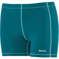 Reebok Girls' Contrast Stitch Compression Shorts Dick's Sporting Goods