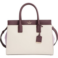 'cameron street - candace' leather satchel
