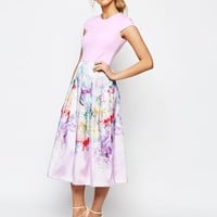 Ted Baker Hanging Gardens Ballet Dress