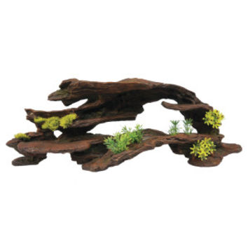 Top Fin® Greenery Driftwood Aquarium Ornament | Ornaments | PetSmart