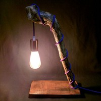 BoGaLeCo.com / Ligths / Lamps / driftwood / Wandlight lamp