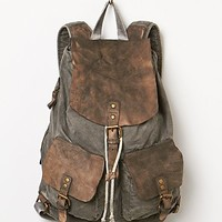 Bed Stu Womens Missoula Backpack - Grey One