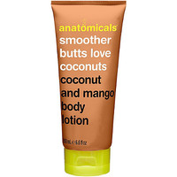 Smoother Butts Love Coconuts Body Lotion