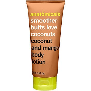 Anatomicals Smoother Butts Love Coconuts Body Lotion