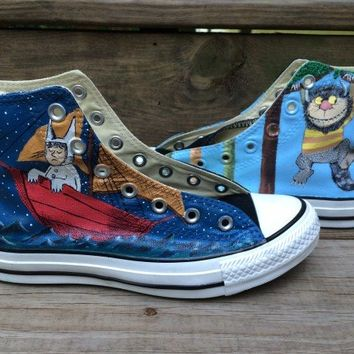 Where the Wild Things Are Converse