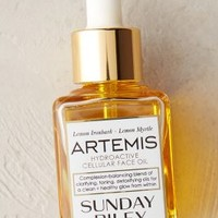 Sunday Riley Artemis Hydroactive Cellular Face Oil in Gold Size: One Size Bath & Body