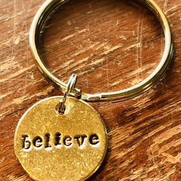 A Teeny Tiny Reminder: believe