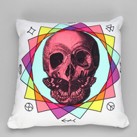 Wesley Bird For DENY True Sign Art Pillow - Urban Outfitters