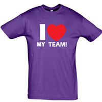 I love my team,men t shirt,women shirt,team shirt,custom team shirt,personalized team shirt,fathers day gift,coach shirt,cheer coach shirt