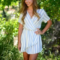 Everything's Right Romper