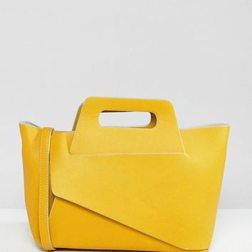 Pieces Minimal Day Bag at asos.com