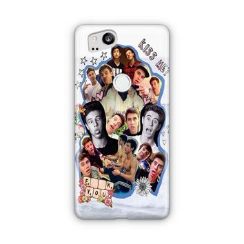 Cameron Dallas And Nash Grier Selffie Google Pixel 3 XL Case | Casefantasy