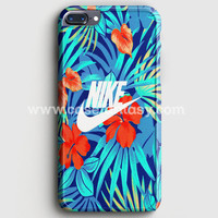 Tropical Nike Pattern iPhone 7 Plus Case | casefantasy