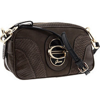 GUESS Cool Classic Crossbody Top Zip Brown - 6pm.com
