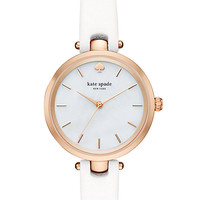 white and rose holland watch