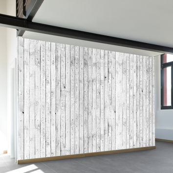Wood IV Wall Mural